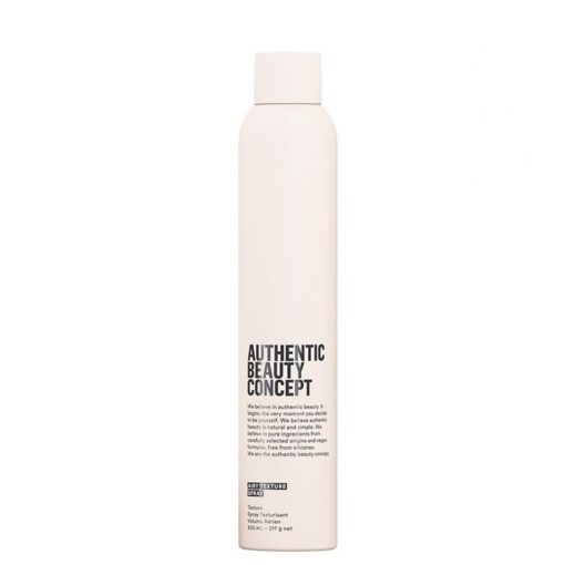 authentic beauty concept,hairstyling product,hair styling product,texture spray,vegan hairstyling product,vegan hair styling product,vegan texture spray
